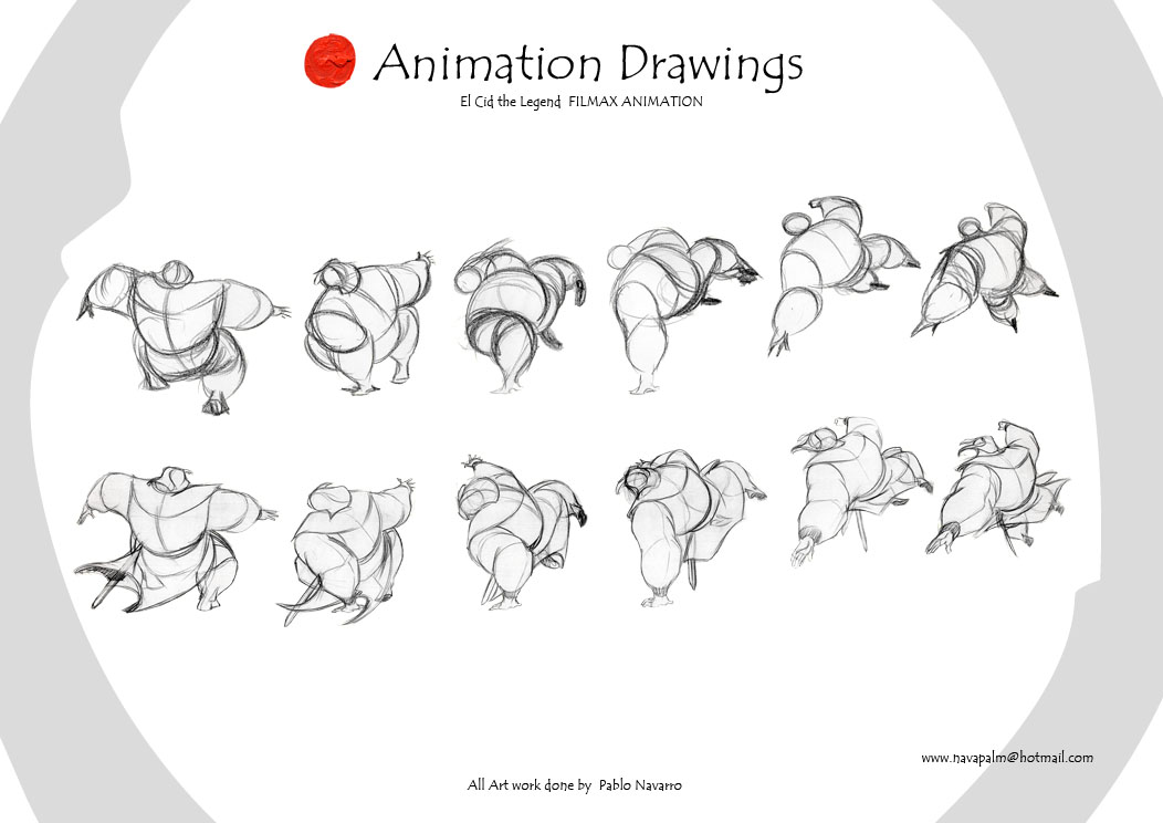 animation drawings